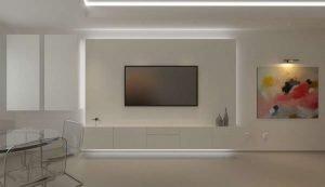 Proyecto de Interiorismo de reforma integral en apartamento – Puerto Banús