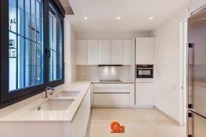 Proyecto de Interiorismo de Reforma integral de Apartamento en Jardines del Puerto – Puerto Banús