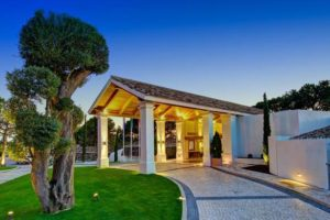 Construction manager de Club Social de Aloha Golf – Marbella