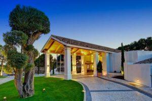 Construction manager de Club Social de Aloha Golf – Marbella