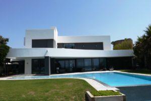 Construction manager de villa de lujo en los Monteros Playa – Marbella
