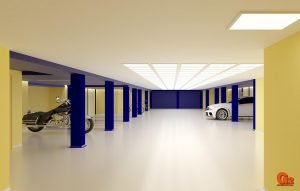 Garage Interior Design Project – Marbella